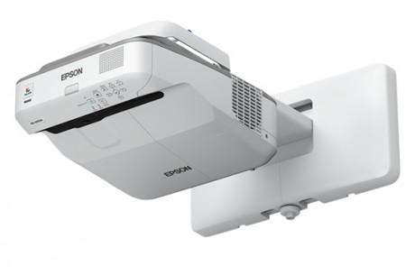 Vidéoprojecteur interactif à focale ultra-courte EPSON EB-685WI