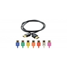 Câble HDMIi Ultra Flexible Haut-Débit avec Ethernet C-HM/HM/PICO/BK-2 KRAMER