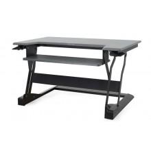 Poste assis-debout à poser WorkFit-T