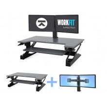 Poste assis-debout à poser WorkFit-TL
