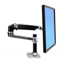 Bras LX mono-écran LCD fixation bureau ERGOTRON