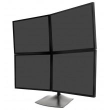 Stand DS100 quadri-écrans