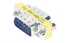 Coupleur  HD15 M/M (VGA)