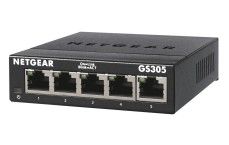 Switch  NETGEAR GS305 5 ports  Commutateur non géré 5 x 10/100/1000 Ordinateur d